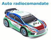Auto radiocomandate