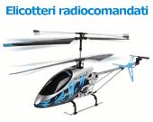 Elicotteri radiocomandati
