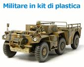 Militare in kit di plastica